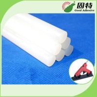Quality Light White Bookbinding Hot Melt Glue For Side Glue For Shoe , Toys , PC, Craftwork for sale