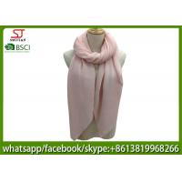 Quality China supplier wrinkle wrap and thin Gilding spring summer scarf shawl 90*190cm 100% Polyester keep fashion chiffon for sale