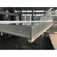 Quality Grade 430  Cold Rolled Sheet Steel  2B Finish In 4.0mm Thickness  4 Feet Width for sale
