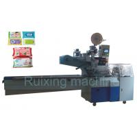 Quality Large Multifunctional Wet Wipes Packaging Machine , Wet Tissue Packing Machine for sale