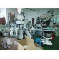 Quality Caps / Closures Fully Automatic Assembly Line For Plastic Industry for sale