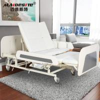 Quality Full Functions Electric Homecare Beds For Elderly People With Toilet , Home Nursing Bed for sale