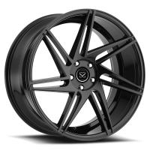 Quality aftermarket 3sdm alloy spoke wheel car rim for sale for sale