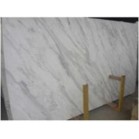 China Unique Grey And White Marble Floor Tiles Fashionable Appearance on sale