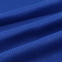 Quality 2.5m Polyester Pvc Coated Mesh Fabric UV Treated Mildew Proof for sale