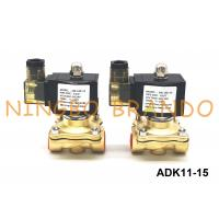 Buy cheap G1/2'' DN15 CKD Type Solenoid Valve ADK11-15A/G/N Pilot Operated 2 Way Diaphragm from wholesalers