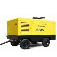 Quality 777CFM Cummins Diesel Engine Air Compressor 325 Rated Power for sale