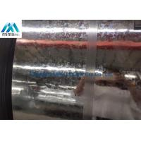 Quality Cold Rolled Steel Coil Galvanized Steel Strip For Banding Steel Drawer Hardware for sale