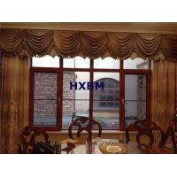 Quality Good wind resistant Aluminum Frame Sliding Windows with double glazing for sale