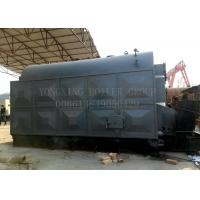 Quality 6T Coal Fired Residential Boiler Wood Fired Industrial Boilers Low Pressure for sale