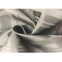 Buy Outdoor Dobby Coated Polyester Fabric , Light Resistance Ripstop Polyester Fabric at wholesale prices