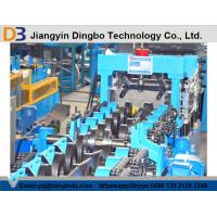 Quality Automatic Metal Purlin Roll Forming Machine , wire forming machines for sale