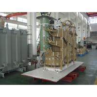 Quality Three Phase Distribution Transformer 10kV - 35kV Compact Structure For Power Plants for sale