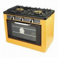 Quality Camping Stove, Oven with Combo Range and Matchless Ignite Burners for sale
