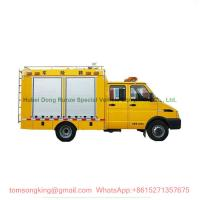 Buy cheap Iveco engineering emergency vehicles as Breakdown Vehicle 4x2 or 4x4 Whats from wholesalers