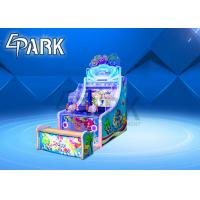China Coin Operated kids arcade machine crazy water shooting game machine with 42 inch HD screen on sale
