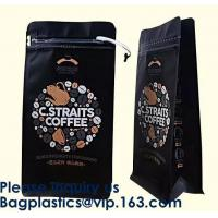 Kraft Stand Up Pouches Clear Stand Up Pouches Jute Look Stand Up Pouches Striped Stand Up Pouch with Rectangular Window