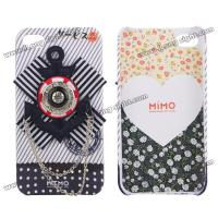 Quality Fashion Cartoon Mimo Design Smart Case For iPhone 4/4S for sale