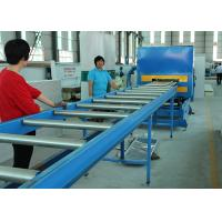 Quality Automatic Continuous  Sandwich Panel Production Machinery 2mm ~ 4mm Thickness for sale