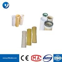 Quality Anti-acid and Anti-alkali Aramid Nomex Filter Bag Socks for Cement Baghouse for sale