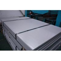 Buy cheap Chemical Industry Hot Rolled Steel Plate 201 / 202 ASTM Stainless Steel Sheet product