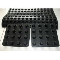 Quality HDPE double side Sheet dimple drainage board composite drainage board green roof drainage for sale