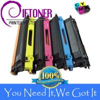 China Remanufactured Brother TN210Y Yellow Laser Toner Cartridge on sale