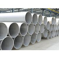 Quality Industrial Welded Stainless Steel Round Tube 6mm - 300mm Nominal Diameter for sale