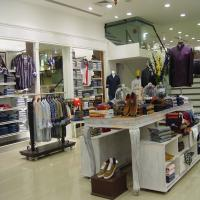 Quality Retail Garment Clothing Store Display for sale