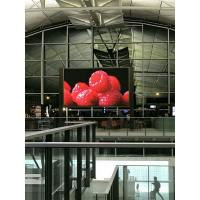 Buy cheap 2000 Nits P6 Indoor LED Displays SMD Video Full Color Hanging Panel Boards from wholesalers