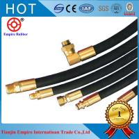 Quality Black rubber hose  Synthetic Rubber CONCRETE PLACEMENT HOSE SERIES 7236 for sale