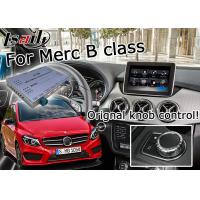 Quality Android Gps Car Navigation Box For Mercedes Benz  B Class ( Ntg 5.0 ) Mirrorlink for sale