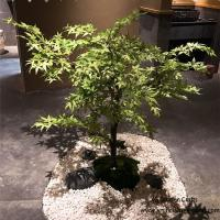 Health Environmental Protection Artificial Maple Tree 10 Years Life Time for sale