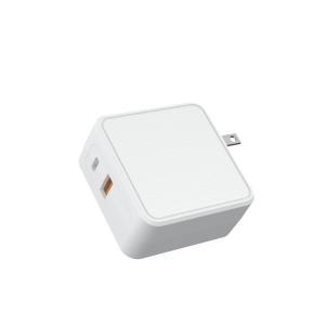 Quality Mobile Phone Wall ETL FCC USB C PD Charger 30W UK EU Plug for sale