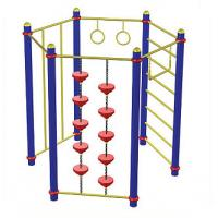 Quality Outdoor Sports Fitness Equipment in Sschool and Private Garden A-14809 for sale