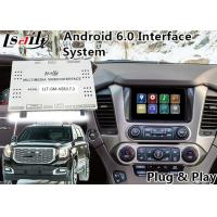 Quality GMC Yukon Denal Android Navigation Box for 2014-2018 year with Online map(Google/waze) for sale