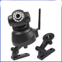 Quality Two-way audio CMOS IR IP Cameras Montion-jpeg , Color For Home for sale
