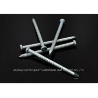 Grooved Shank Electro Galvanized Nails Hard 2.5