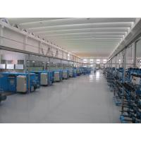 Buy Blue Normal Wire Twisting Machine Double Twist For Bunched Copper Wire Pay Off at wholesale prices