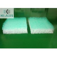 China Paint Stop Floor Fiberglass Air Filter For Painting Booth Paint Mist Filtration on sale