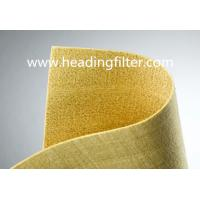 Quality P84 Polyimide Nonwoven Needle Felt for sale