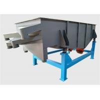 China High Efficiency Linear Vibrating Screener Multi Layer For Abrasive Material on sale