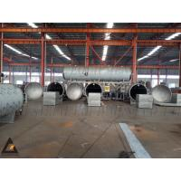 Buy Manufacturers supply automatic stainless steel electric heating double trotters retort sterilization autoclave at wholesale prices