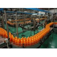 Buy cheap Bottling Beverage Filling Machine With Labeling Shrink Packing Machine from wholesalers