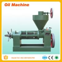 Buy cheap flax seeds oil press machine canola oil extraction automatic electric olive oil press product