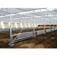 Quality Easy Setting Solar Greenhouse Fan , Greenhouse Fan Heater 80% - 95% Heat Efficiency for sale