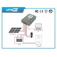 Buy cheap 20amp-40amp LCD Display MPPT  Solar Charge Controller 12V / 24/48vdc product