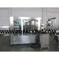 Quality High quality 4 in 1 fresh water filling line for sale
