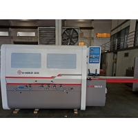 Quality Woodworking Equipment Four Side Moulder For Wooden Furniture And Wood Profile Processing for sale