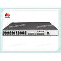 Quality Huawei Network Switch S5720-28X-PWR-SI-AC 24 Ethernet 10/100/1,000 PoE+ Ports 4 x 10 Gig SFP+ for sale